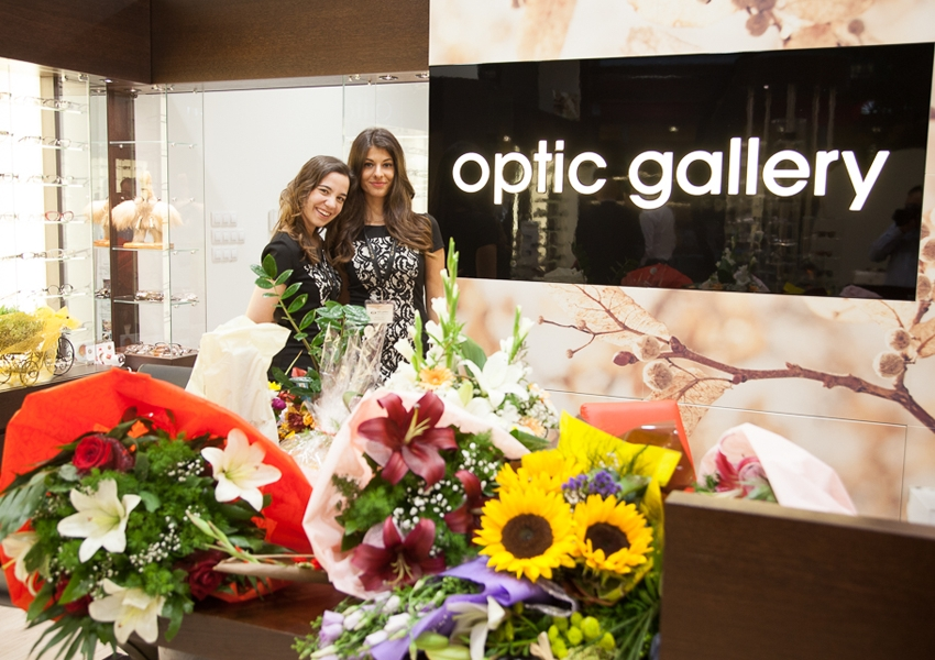OPTIC GALERY в Софарма Бизнес Тауърс